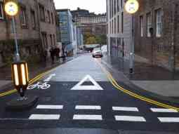 adagio hotel edinburgh give-way junction