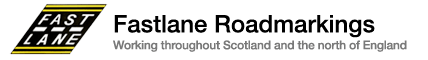 Fastlane Roadmarkings Logo